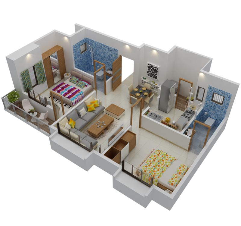 - Luxury 2 BHK Apartment Shankar Nagar Nagpur and Duplex Apartment ...